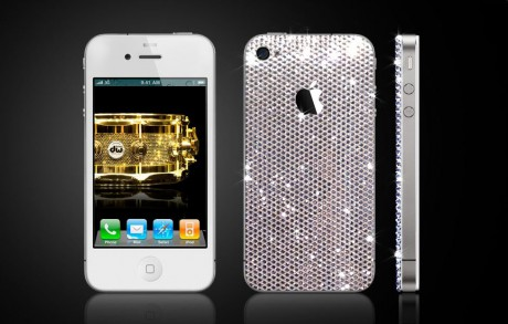 72c21485de0 iPhone 4 - Fotoalbum - iPhone 4 kryty - iPhone 4 Swarovski ...